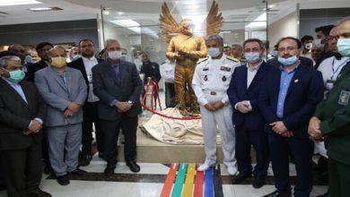 Photo of در مراسم رونمایی از تندیس «فرشته مهر» مدافعان سلامت اعلام شد کاهش مراجعات کرونایی در تهران