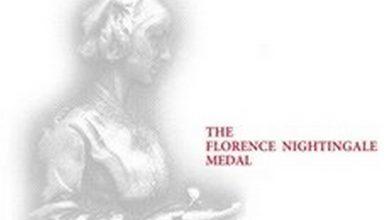 Photo of اهدای مدال فلورانس نایتِنگل به پرستاران و ماماهای دربند
