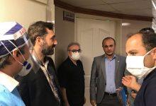 Photo of بازدید میدانی اعضای هیات مدیره نظام پرستاری تهران از بیمارستان خصوصی ابن سینا
