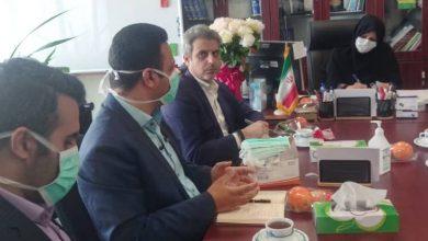 Photo of تاکید بر همکاری مشترک میان نظام پرستاری تهران و معاونت پرستاری/ تحقق مطالبات پرستاری ، اولویت مذاکرات