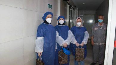 Photo of حذف مالیات از حقوق پرستاران خواسته مدیر پرستاری بیمارستان لقمان حکیم در ایام کرونایی