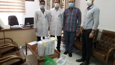 تصویر از بازدید معاون اجرایی هیئت مدیره نظام پرستاری تهران از چند بیمارستان