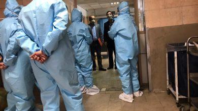 تصویر از حضور هیئت مدیره نظام پرستاری تهران در بیمارستان فیاض بخش