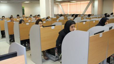 تصویر از نخستین آزمون زبان وزارت بهداشت دوم مرداد برگزار میشود