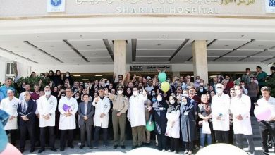 Photo of رئیس بیمارستان شریعتی: سلامت کادر درمان در بحران کرونا به مخاطره افتاد