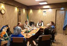 Photo of دیدار مالکان پروژه لاکان با رئیس هیئت مدیره نظام پرستاری تهران
