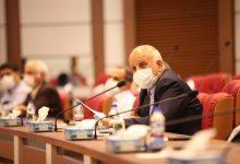 تصویر از رئیس دانشگاه علوم پزشکی تهران : در این دوره بخش زیادی از نیروها مبتلا و در استعلاجی هستند این حجم کار کارکنان را بیشتر کرده است