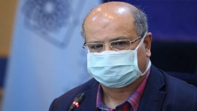 تصویر از زالی:لزوم تعطیلی دو هفتهای تهران در پی شتاب بیماری کرونا