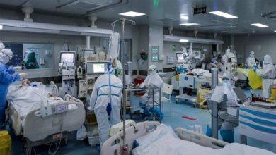 تصویر از سخنگوی وزارت بهداشت اعلام کرد؛ آخرین آمار مبتلایان کرونا تا روز جمعه ۹ آبان ماه/فوت ۳۶۵ بیمار کرونا در کشور+ جزئیات