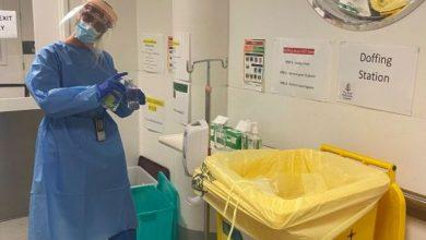 Photo of ابتلای پرستار جوان به ویروس کرونا با یک علامت بسیار عجیب