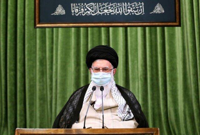 Photo of رهبر انقلاب : برخی کار سادهای مثل ماسک زدن را انجام نمیدهند من واقعاً از آن پرستاری که فداکارانه در حال ارائه خدمت است خجالت میکشم