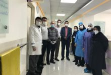 Photo of بازدید سرزده هیئت مدیره نظام پرستاری تهران از بیمارستان ولیعصر ناجا