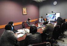 تصویر از نشست مجازی مدیران پرستاری کشور برگزار شد
